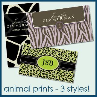 :: animal prints ::