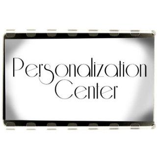 Personalization Center