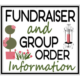 *  Fundraisers / Group T-Shirts