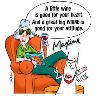 Maxine   A Great Big WHINE