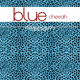 Blue Cheetah
