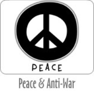 Peace & Anti-War T-Shirts