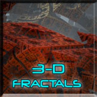 *3D Fractals*