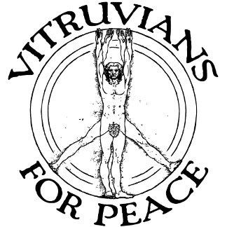 Vitruvians for Peace II