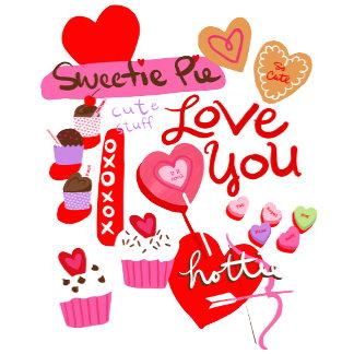 Sweetie Pie Hearts and Treats