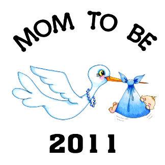 Stork Mom to Be Boy