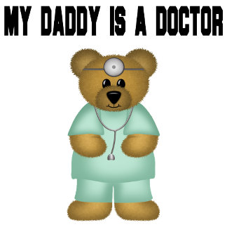 Daddy is a Doctor