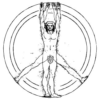 Vitruvians for Peace