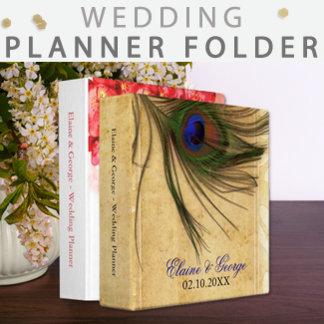 Wedding Planner and Organizer Binder