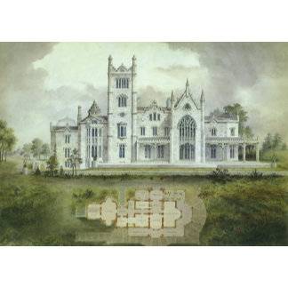 French Chateau with Floor Plans