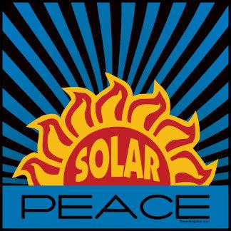 Solar Power, Peace