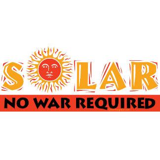 No War Required