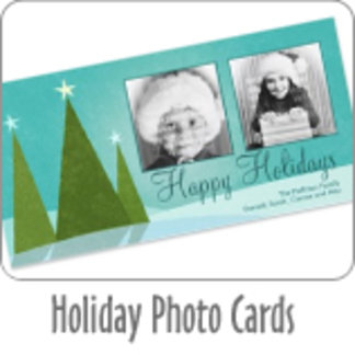 Personalized Holiday Photo Cards