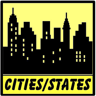 CITIES STATES COUNTRIES