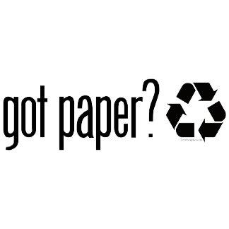 got paper?