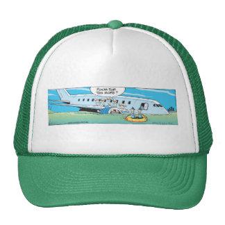 Swamp Crash Landing Cap