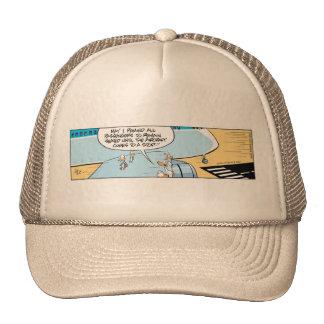 Swamp Flying School Landing Cap