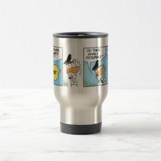 Swamp Pilot Priority Stainless Steel Travel Mug