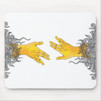 Swarm Mouse Pad