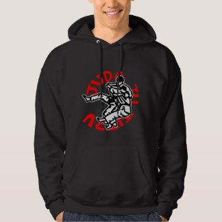 sweat judo ju jitsu hooded sweatshirts