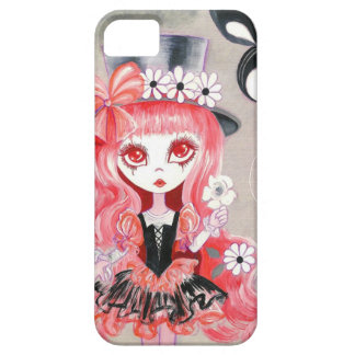 Sweet Gothic Party (Detail) Barely There iPhone 5 Case