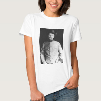 T.R. During His Military Service Tee Shirt