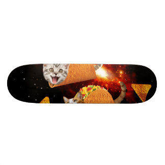 Taco Cats Space Skateboard Decks