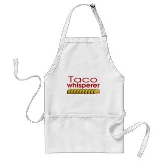 Taco Whisperer Standard Apron
