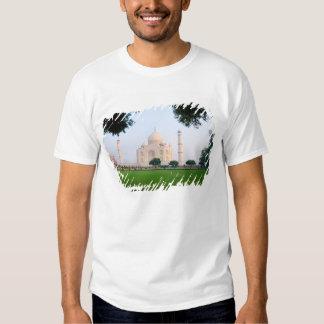Taj Mahal at sunrise one of the wonders of the Shirt
