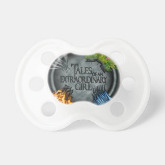 Tales of an Extraordinary Girl pacifier! Pacifiers