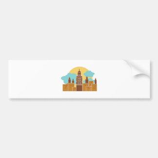 Tangier Bumper Sticker