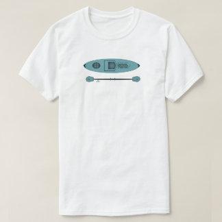 Teal Kayak T-Shirt