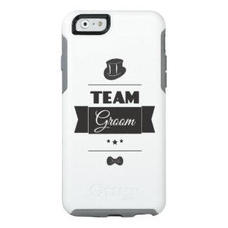 Team groom OtterBox iPhone 6/6s case