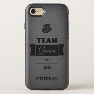 Team groom OtterBox symmetry iPhone 7 case