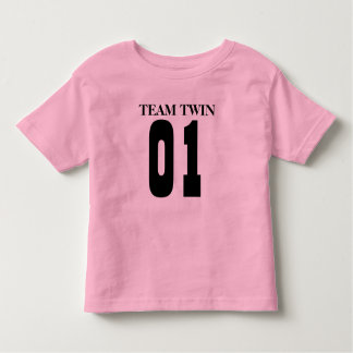 TEAM TWIN, 01 T SHIRTS