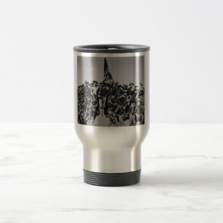 Teddy's Colts Teddy Roosevelt Rough Riders 1898 Stainless Steel Travel Mug