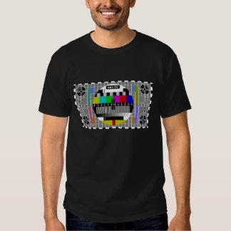 Test Pattern Tee Shirt