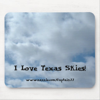 Texas Skies mousepad! Mouse Pad