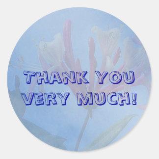 Thank You very much Sticker