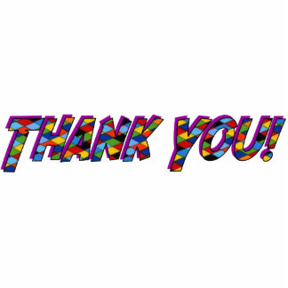 Thank YouOrnament Photo Sculpture Decoration