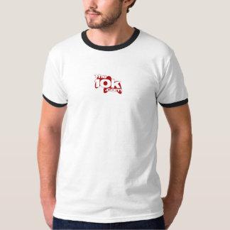 The10k.com 3rd Listener T-Shirt (Black & White)