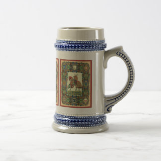 The 3rd Crusade Under Richard 1st of England Beer Steins