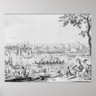 The Battle of Zutphen, 22nd September 1586 Poster