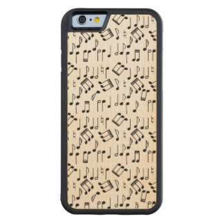 The Beat Goes On Maple iPhone 6 Bumper Case