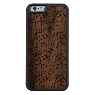 The Beat Goes On Walnut iPhone 6 Bumper