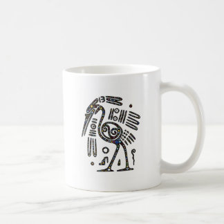 The best bird black and white basic white mug