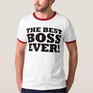 The Best Boss Ever T Shirt