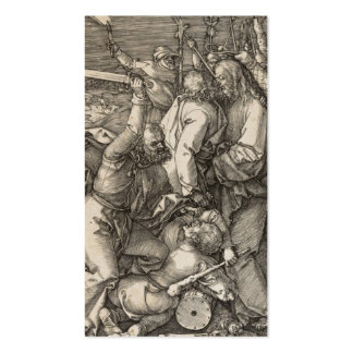 The Betrayal of Christ circa 1508 Pack Of Standard Business Cards
