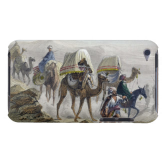 The Camel Train, from 'Constantinople and the Blac iPod Touch Cover