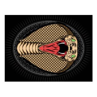 The Cobra Head Postcard